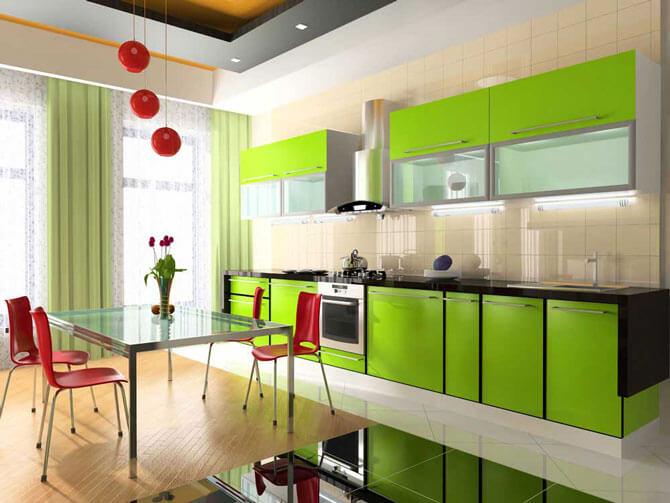 Корпусная мебель для кухни на заказ