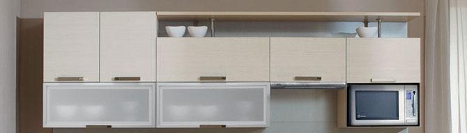 Кухонные модули для верхнего ряда