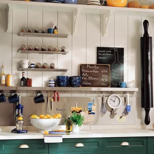 аксессуары для рейлингов на кухню