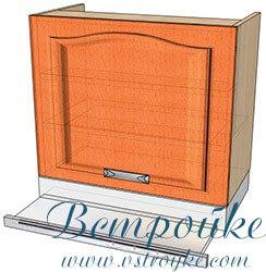 Шкаф с одной дверцой