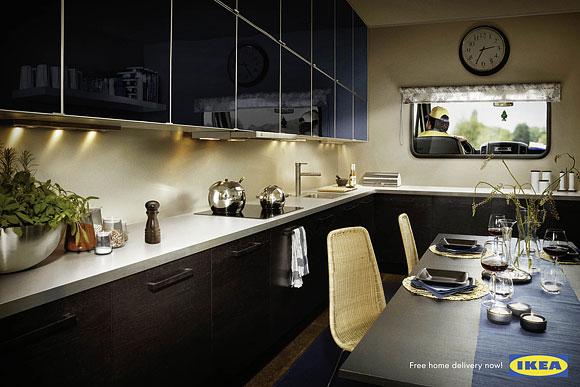 Кухонная мебель IKEA