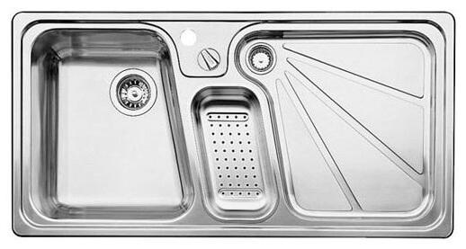 штамповочная мойка из нержавейки для кухни