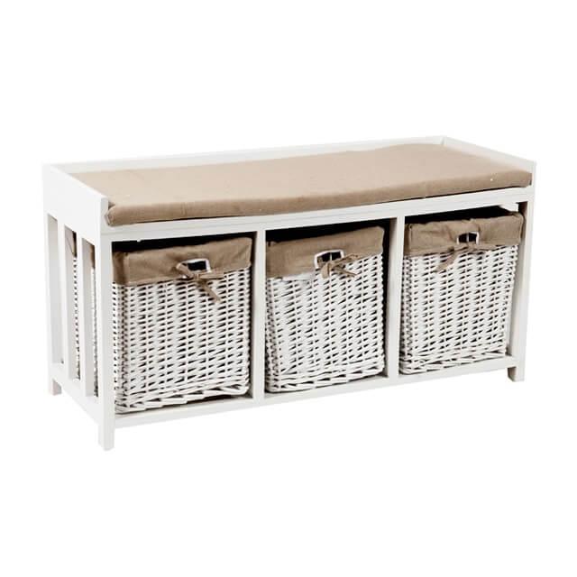 Банкетка на кухню с ящиком