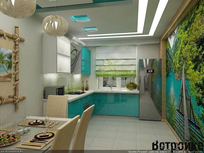 кухня студия дизайн интерьера фото