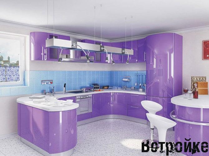 кухня 11 кв м фото