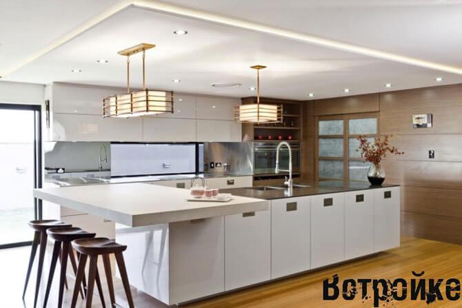 интерьер кухни 20 кв м
