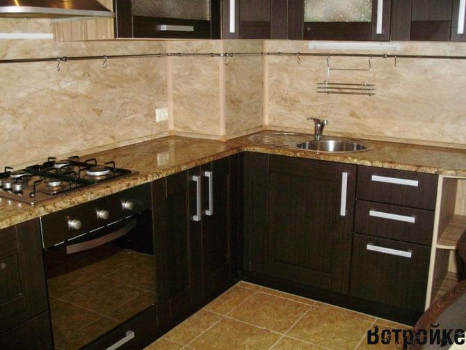 каменные столешницы для кухни фото