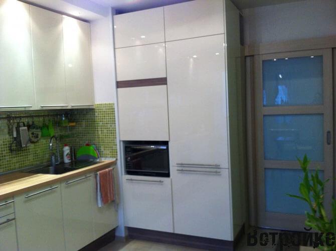 вентиляционный короб на кухне фото