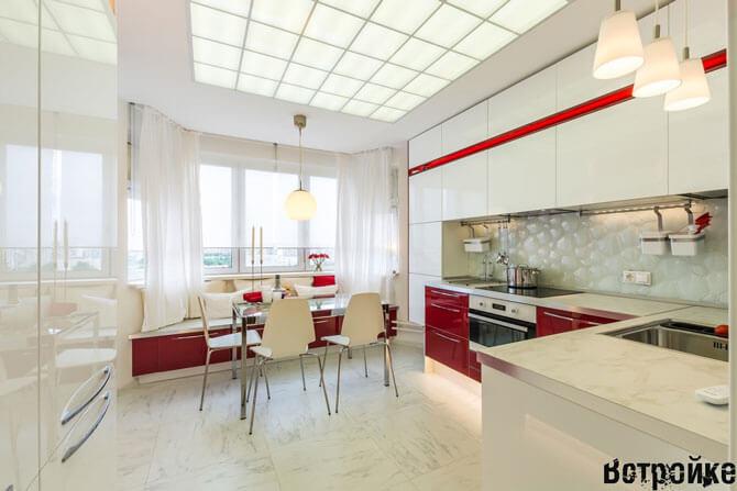 Дизайн кухни 13 кв м