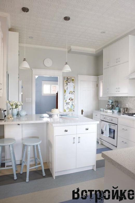 Фото дизайн кухни 13 кв м