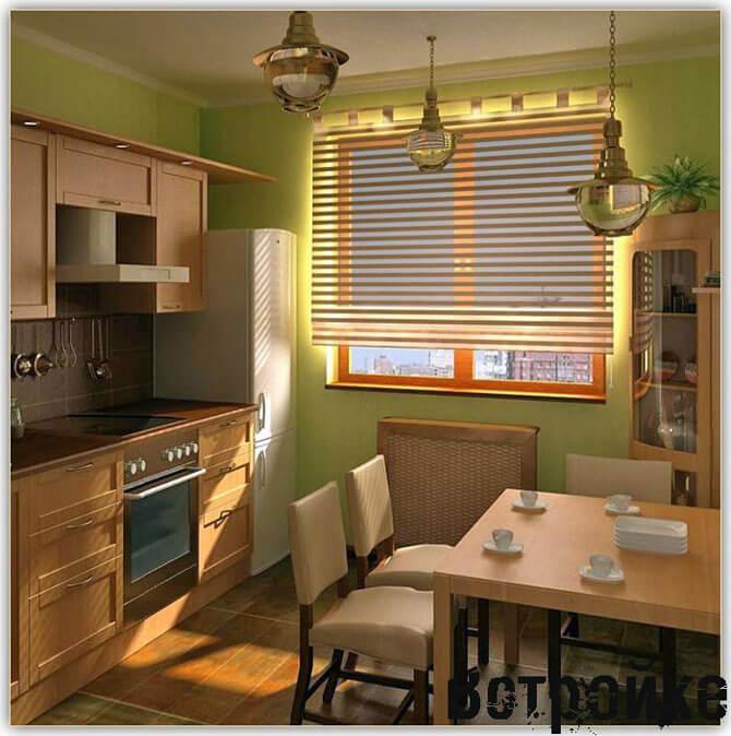 Дизайн комнаты с 2-я окнами