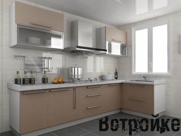 кухня угловая 12 кв м