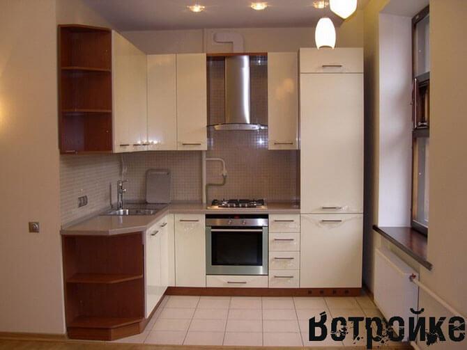кухни цветные фото