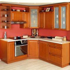 Кухонная мебель обклеенная пленкой