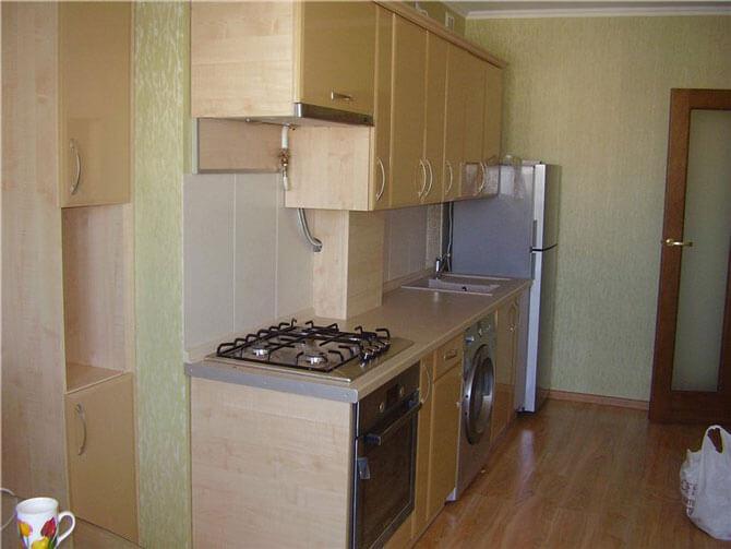 дешевая мебель для маленькой кухни