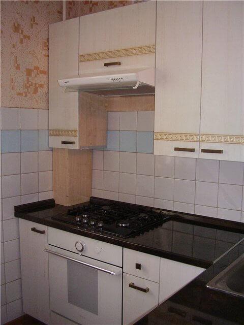 самая дешевая мебель для кухни