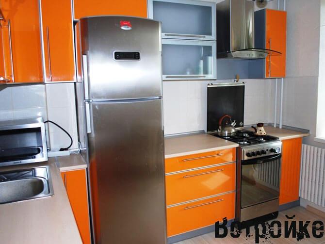 Дизайн кухни 3 на 4 м