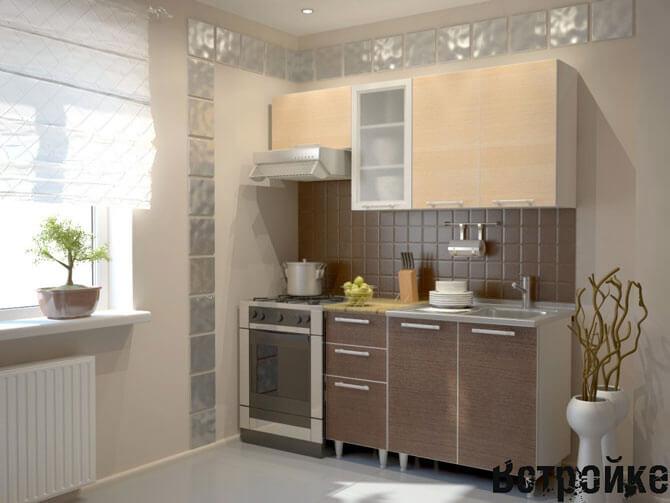 мебель для маленькой кухни фотогалерея