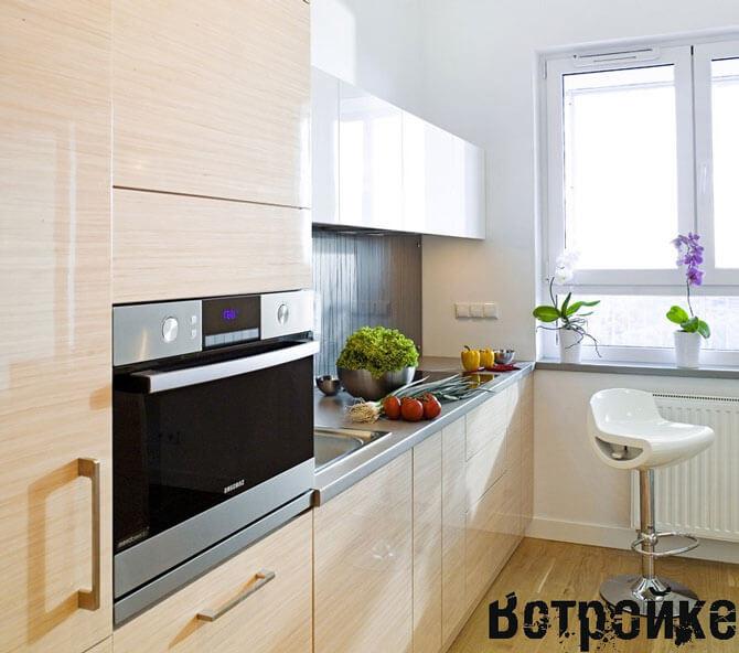 набор мебели для маленькой кухни