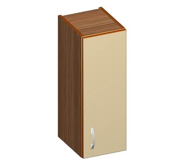 Навесной кухонный шкаф 260 х 320 х 720 (стандартный)