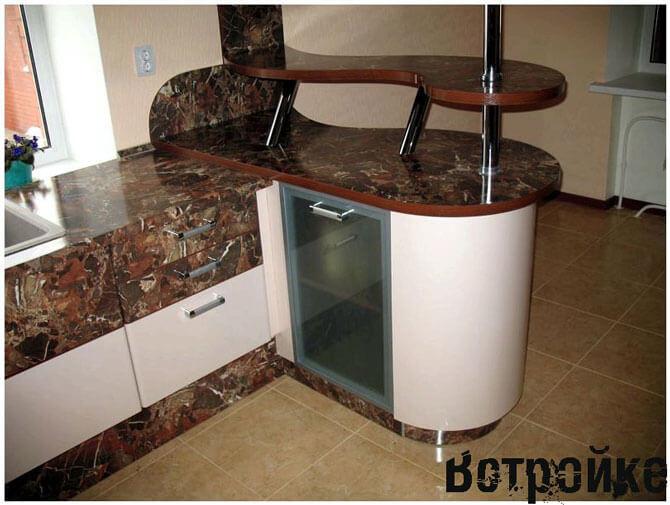 барный стол для маленькой кухни