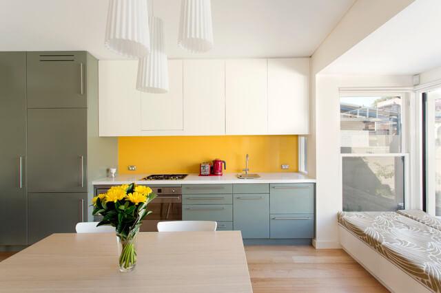 Встроенная мебель для кухни