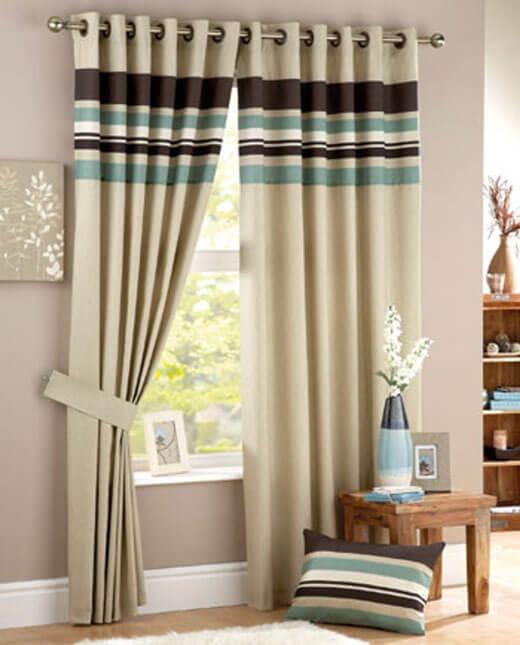 дизайн штор для гостиной фото