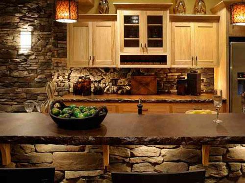 Красивые фартуки для кухни фото