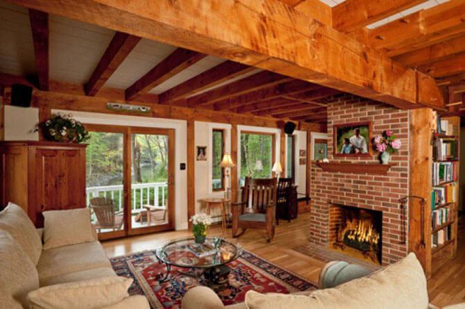 мебель для гостиной из дерева