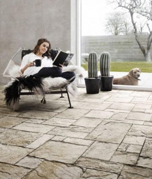ковры в интерьере гостиной