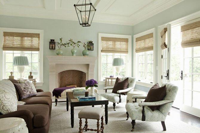 Кресла в интерьере гостиной фото