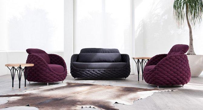компактные кресла для гостиной