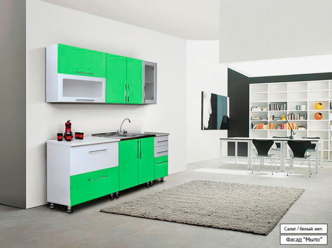 Кухня Ника-1 2,0 м