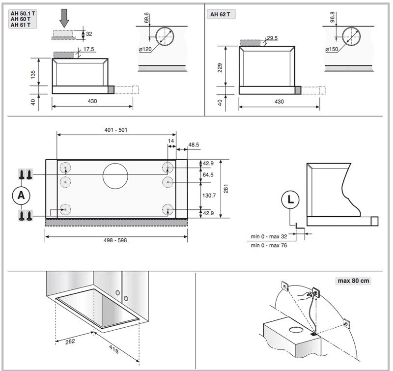 Вытяжки кухонные установка своими руками 17