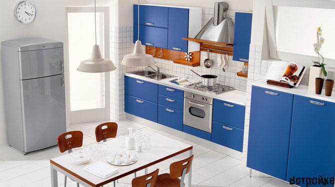 встраиваемая бытовая техника для кухни