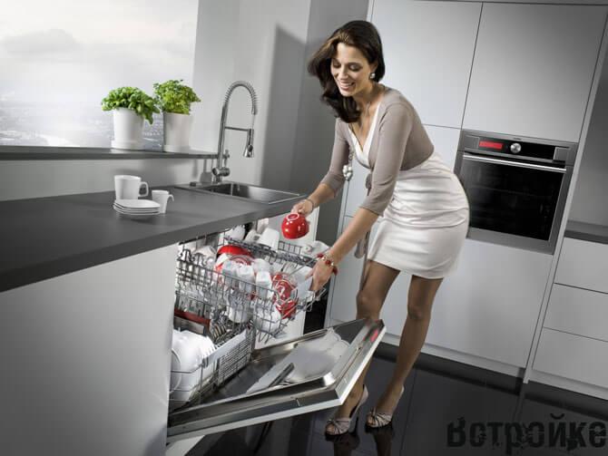 Встраиваемая техника для кухни бош