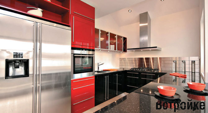 Кухонные фасады мдф пластик
