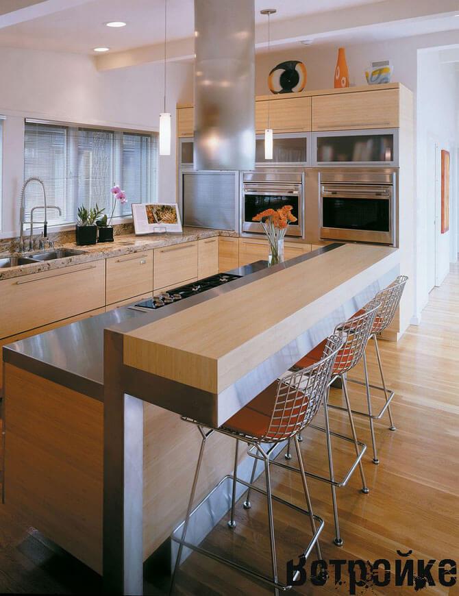 Стол барная стойка для кухни