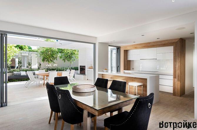 Столы для кухни фото