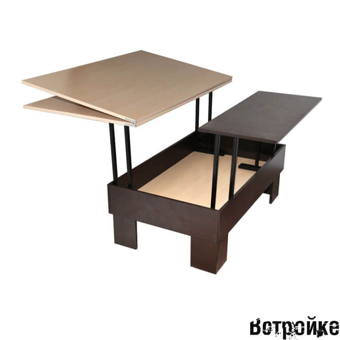 Современный стол книжка