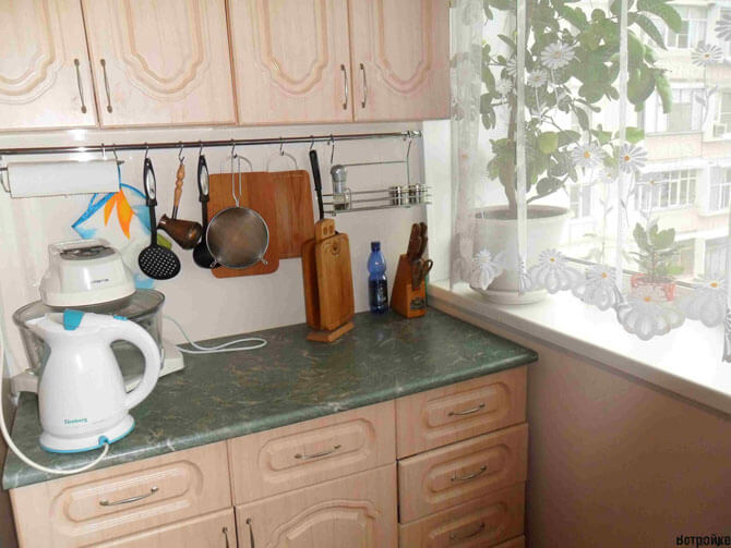 Стол тумба для кухни фото