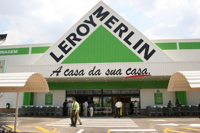 Гипермаркет Леруа Мерлен