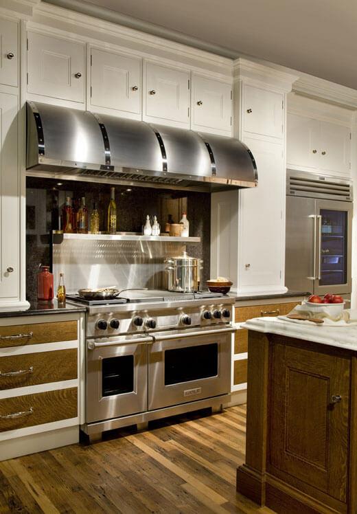Вытяжки для кухни своими руками фото