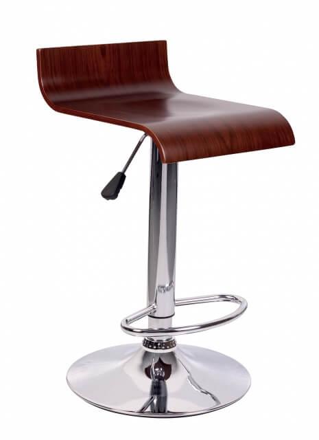 Барный стул с регулировкой высоты