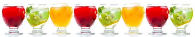Фартуки из стекла категория еда напитки