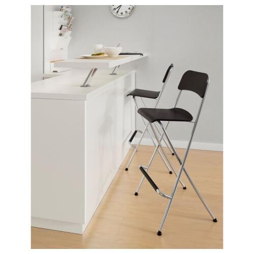 FRANKLIN Складные барные стулья Икеа