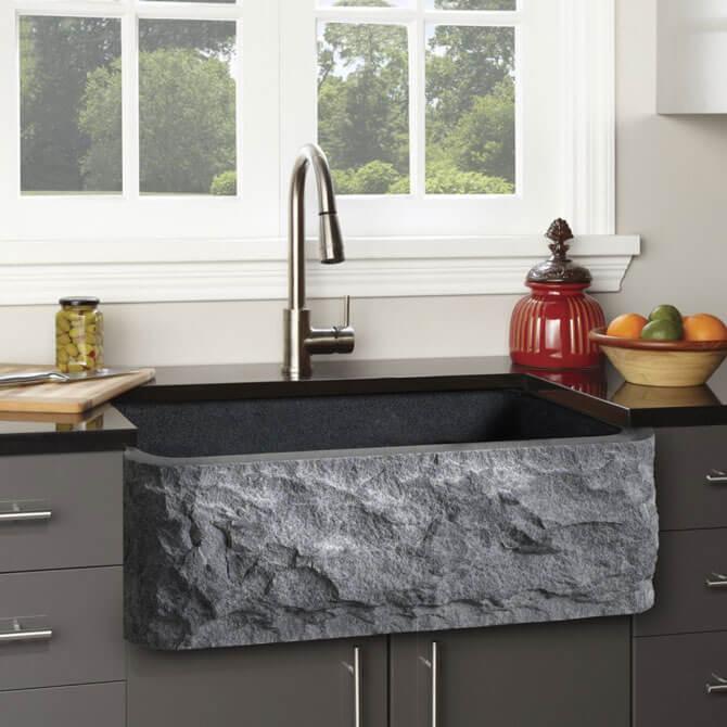 мойка каменная для кухни