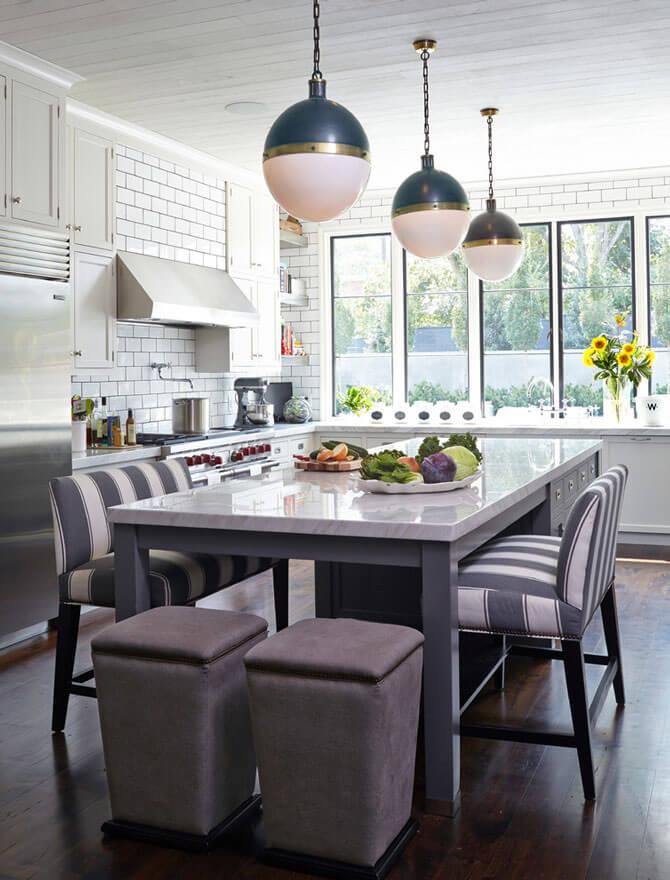 стулья с мягкой спинкой для кухни