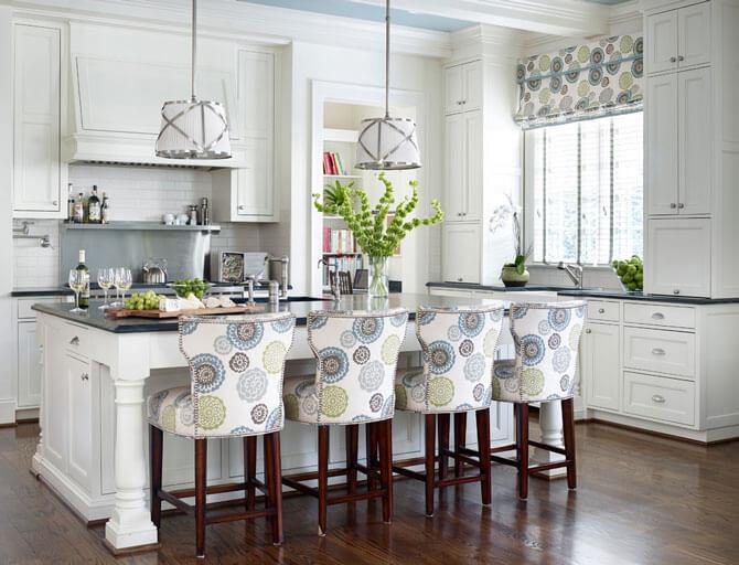 мягкие стулья кресла для кухни