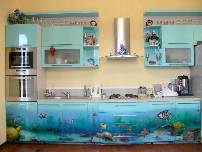 Необычные кухни